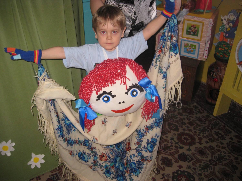 Кукла своими руками доу 155